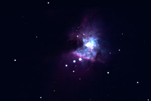 Orion Nebula - Nov 29